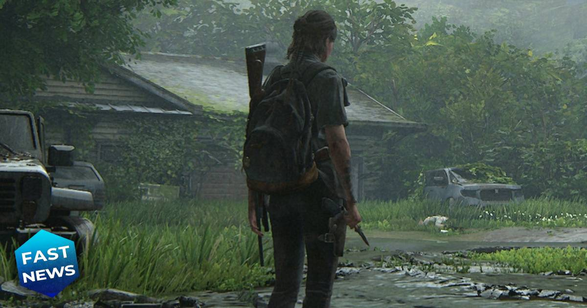 The Last of Us Part II, The Last of Us, Naughty Dog, Sony, Ellie