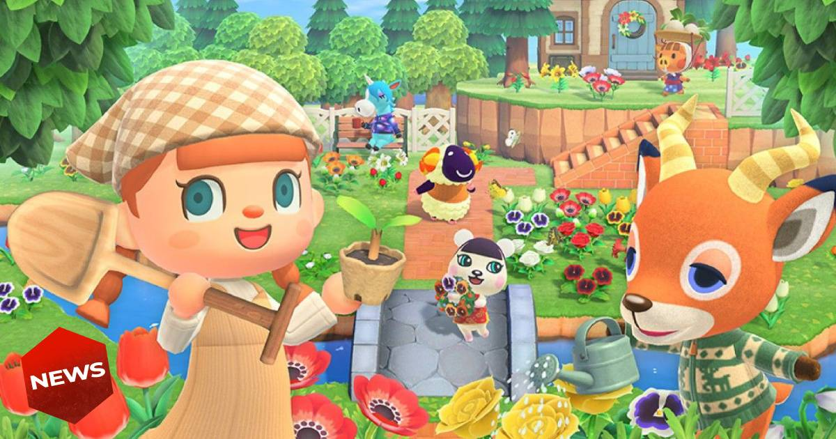 Animal Crossing New Horizons, Nintendo Switch, Nintendo