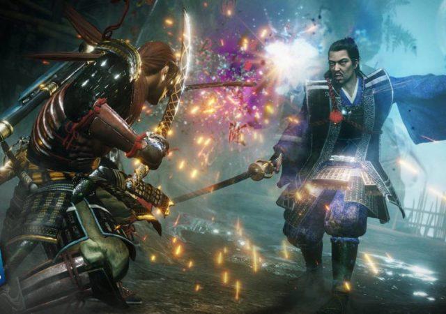 Nioh 2, Nioh 2 The Tengu's Disciple, Team Ninja, Koei Tecmo, Sony Interactive Entertainment,