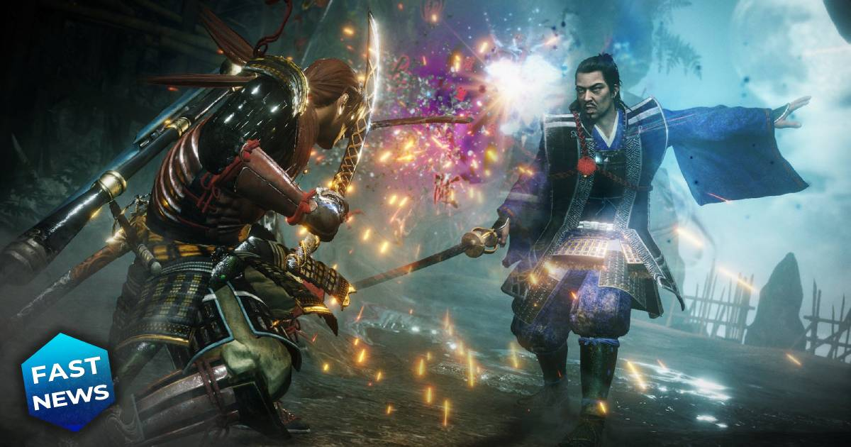 Nioh 2, Nioh 2 The Tengu's Disciple, Team Ninja, Koei Tecmo, Sony Interactive Entertainment,