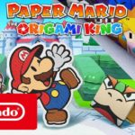 Paper Mario The Origami King, Super Mario, Paper Mario, Nintendo, Nintendo Switch