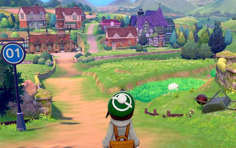 Pokèmon Spada e Scudo, Pokèmon, Nintendo Switch, Nintendo