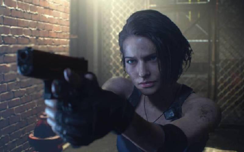 Jill Valentine, Resident Evil 3, Capcom