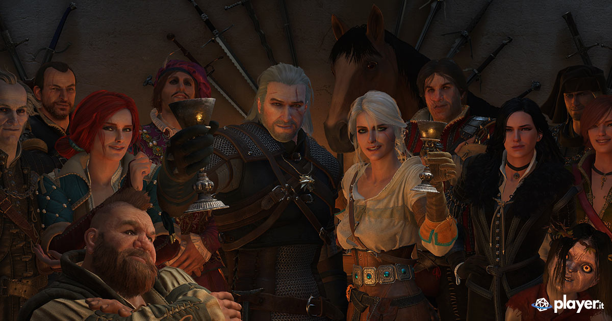 La nostra recensione di The Witcher 3: Wild Hunt