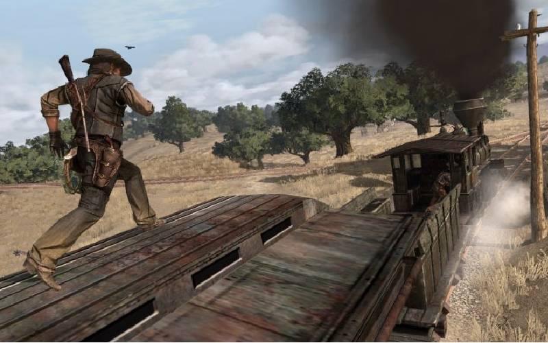Red Dead Redemption, John Marston, Rockstar Games