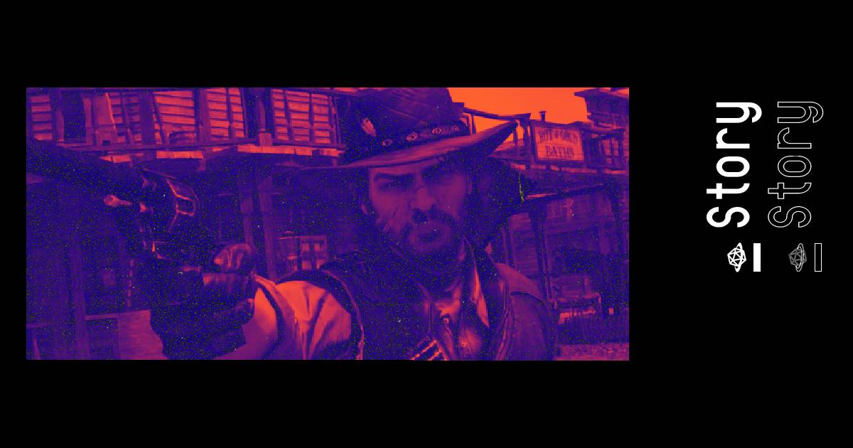Red Dead Redemption, John Marston, Rockstar Games