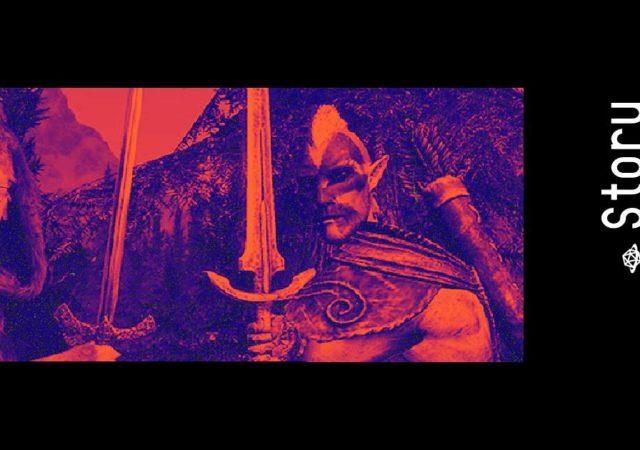 The Elder Scolls V: Skirim, SKyrim, Bethesda Softworks, Nonna Skyrim, Grandma Skyrim