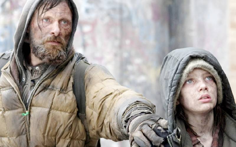 The Road, John Hillcoat, Viggo Mortensen, Cormac McCarthy