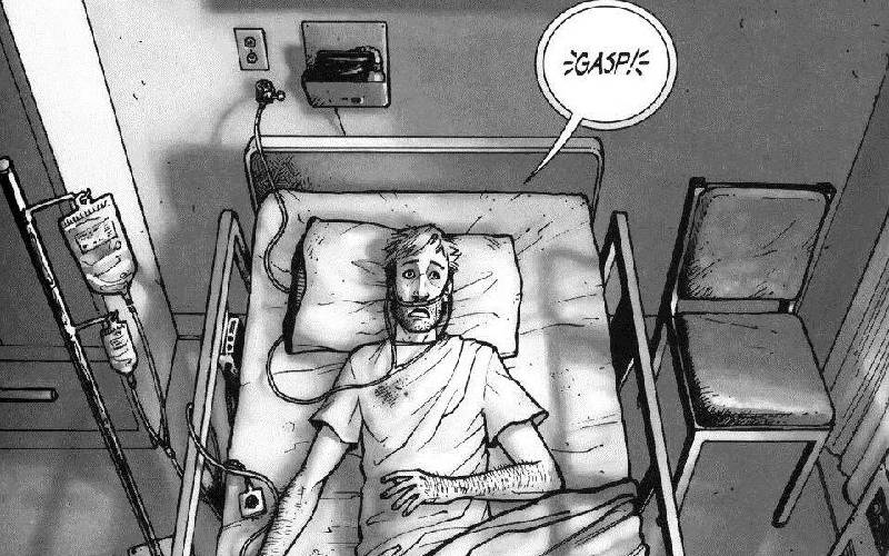 The Walking Dead, Robert Kirkman, Image Comics