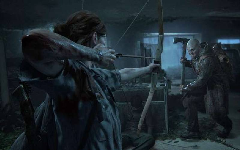 The Last of Us Part II, The last of us II, The Last of Us, Naughty Dog, Ellie