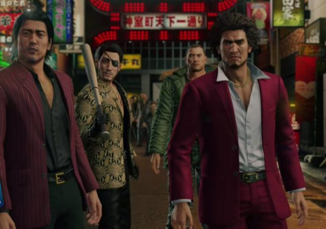 Yakuza, Yakuza: Like a Dragon, Sega, Ryu Ga Gotoku Studio, PlayStation, PlayStation 4, PlayStation 5