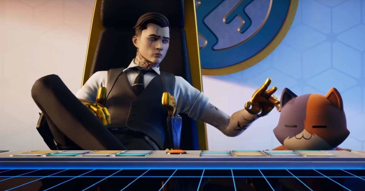 fortnite assalto all'agenzia