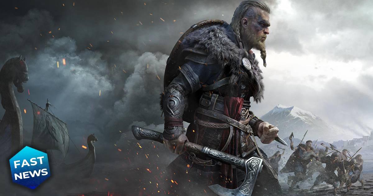 Assassin's Creed Valhalla, Assassin's Creed, Ubisoft, Cory Barlog