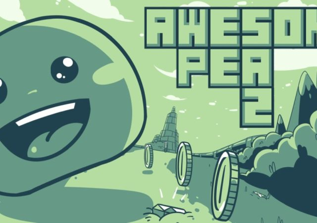 awesome pea 2 cover image