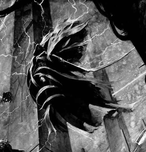 Aza'gorod, il Noctifero, C'tan dei Necron