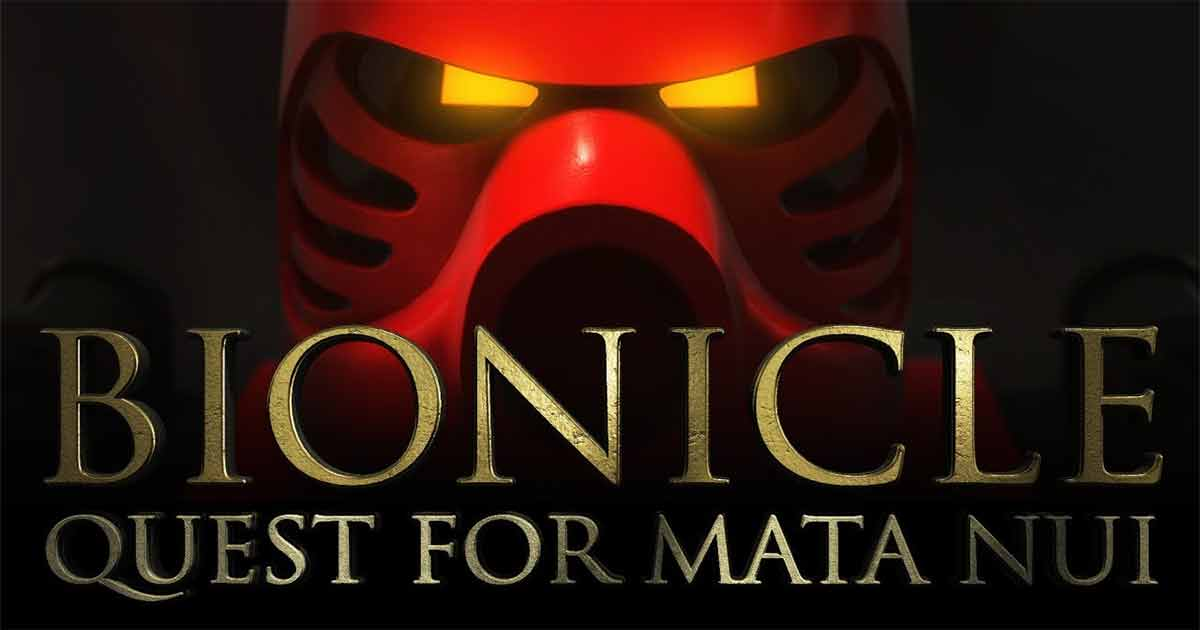 bionicle quest for mata nui