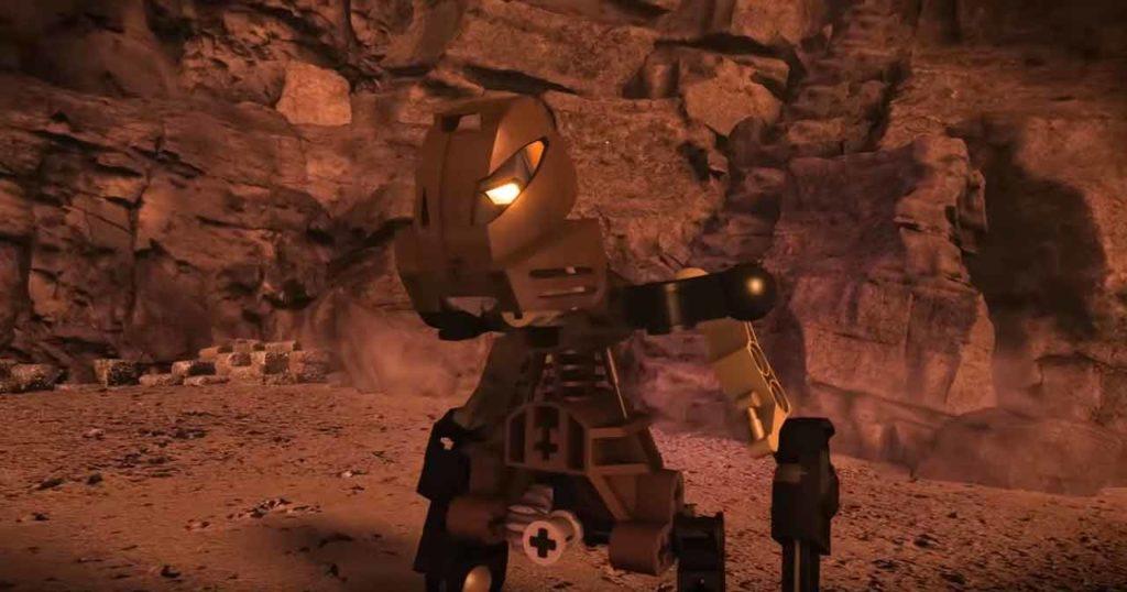 bionicle quest for mata nui pohatu