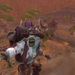 selfie in world of warcraft