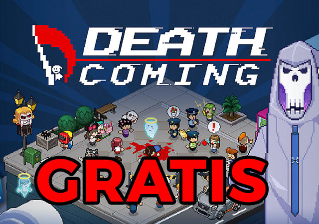death-coming-gratis