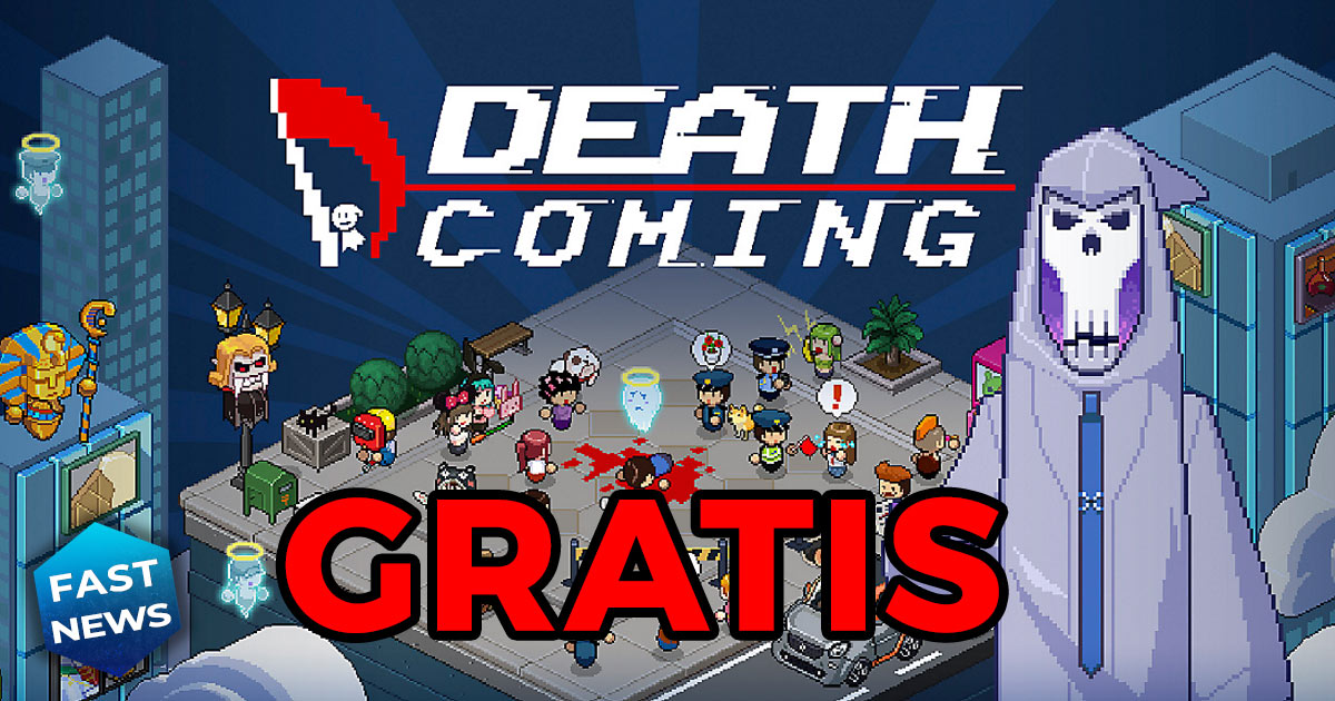 death-coming-gratis