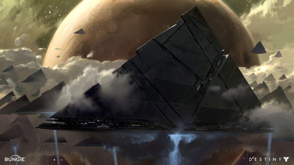 Navi Piramidali di Destiny