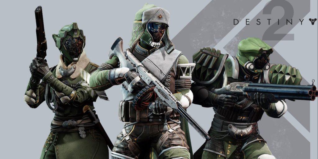 Armature della Stagione 10 di Destiny 2