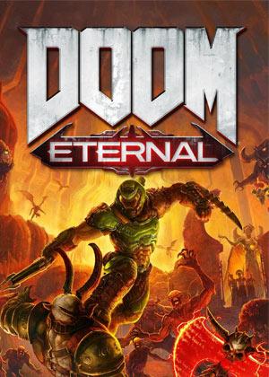 doom eternal copertina del gioco