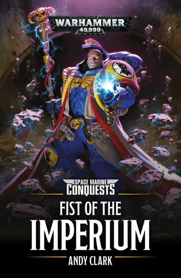 Copertina di Fist of the Imperium