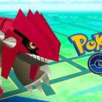 catturare groudon in pokemon go