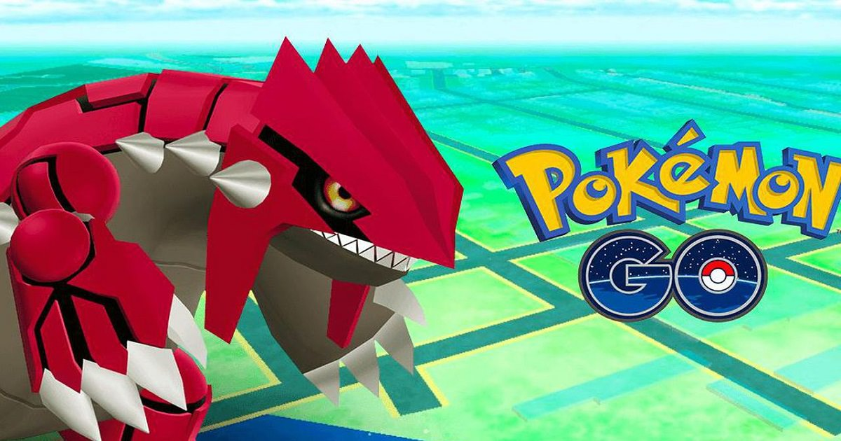 catturare groudon in pokemon go