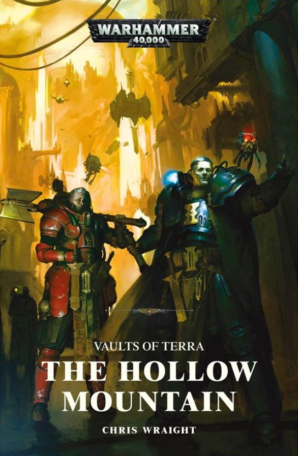 Copertina del romanzo The Hollow Mountain