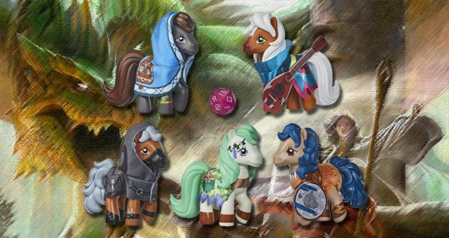 my little pony d&d