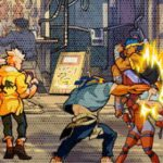 streets of rage 4 scheda gioco
