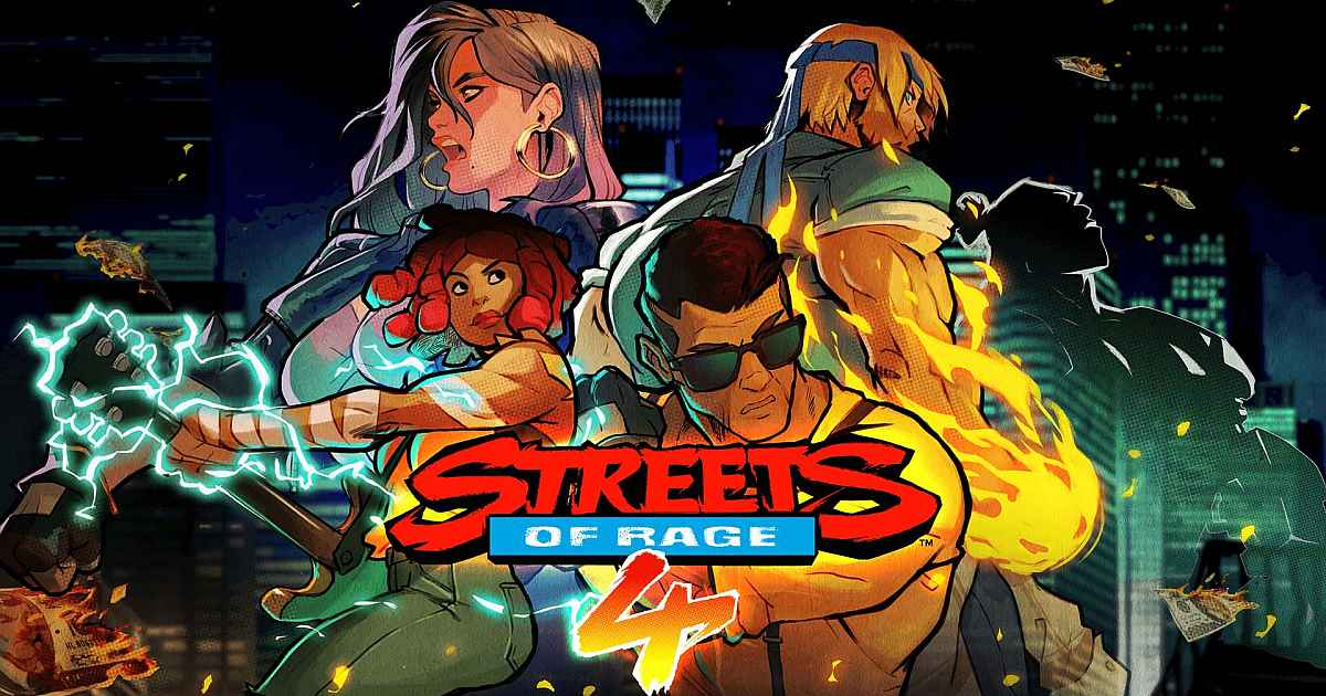 streets of rage review