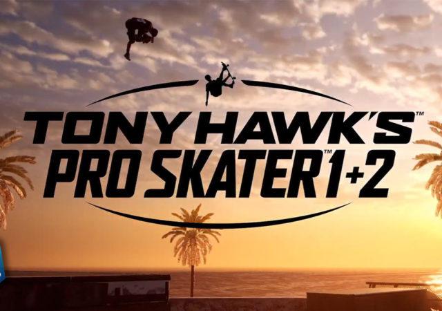 Tony Hawk's Pro Skater 1+2, Tony Hawk Pro Skater, Activision