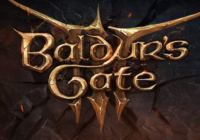 Copertina Baldur's Gate III