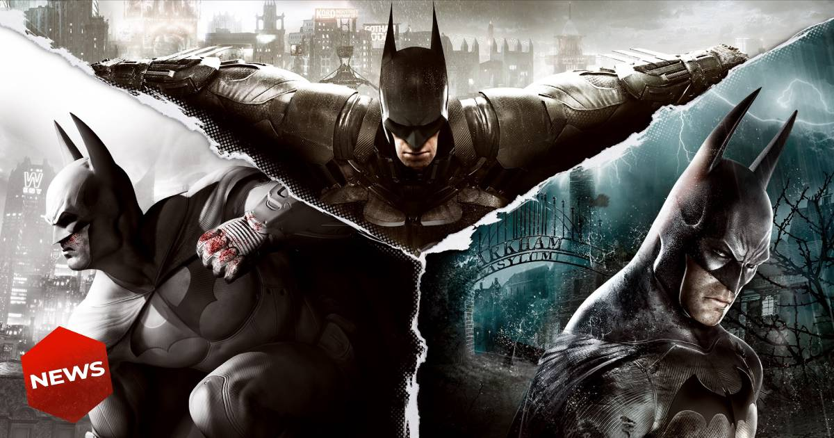 Batman, Batman Arkham, Batman: Arkham, Rocksteady, Warner Bros. Montreal