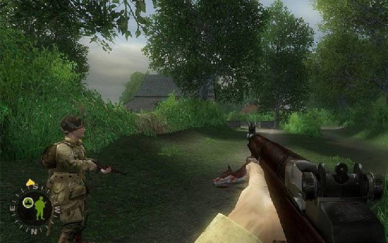 Brothers in Arms: Road to Hill 30, Brothers in Arms, Gearbox Software, Ubisoft