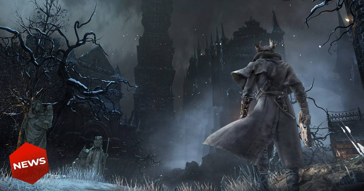 Bloodborne, From Software, PlayStation 4, Yharnam