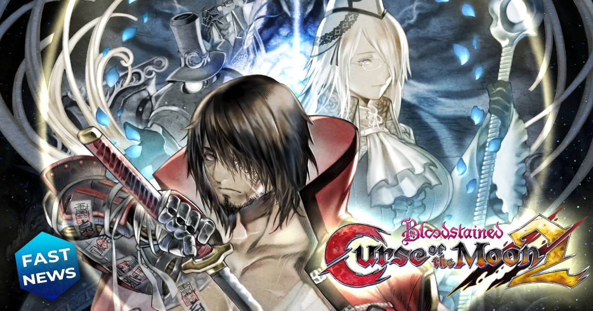 Bloodstained: Curse of the Moon 2, Bloodstained, Bloodstained: Curse of the Moon, Inti Creates