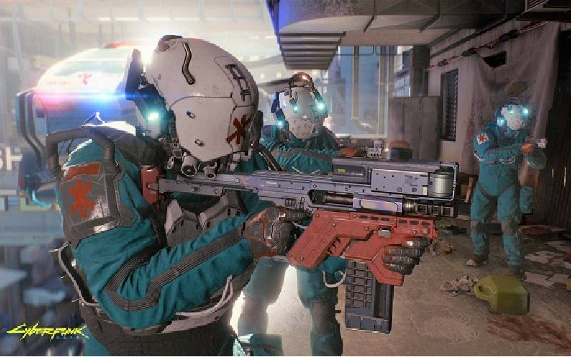 Cyberpunk 2077, Cyberpunk, CD Projekt Red, Dark Horse Comics