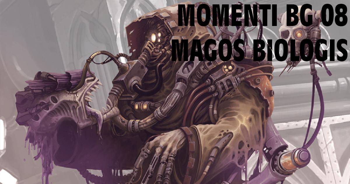 Copertina per Momenti BG 08 Magos Biologis
