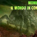Copertina per Momenti BG 12 Il Mondo in Contorsione