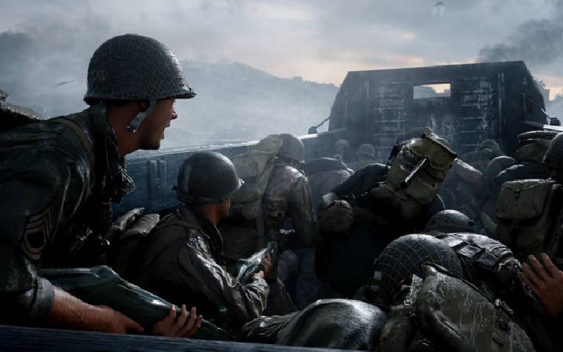 Call of Duty: WWII,  Sledgehammer Games, Raven Software, Activision, Call of Duty