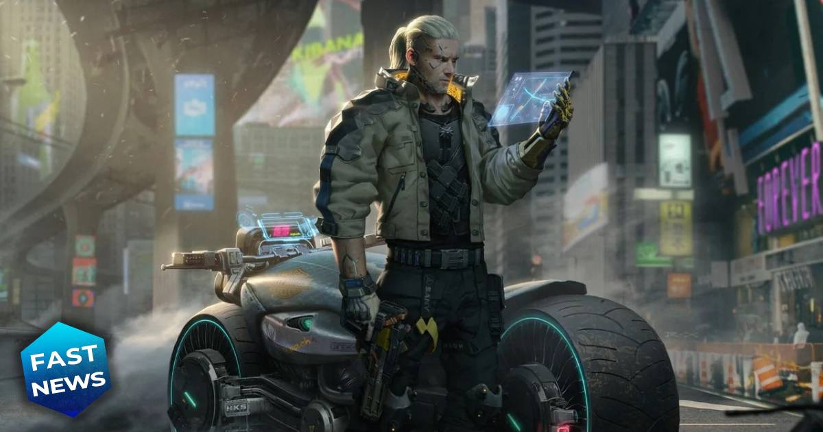 Cyberpunk 2077, The Witcher 3, CD Projekt Red