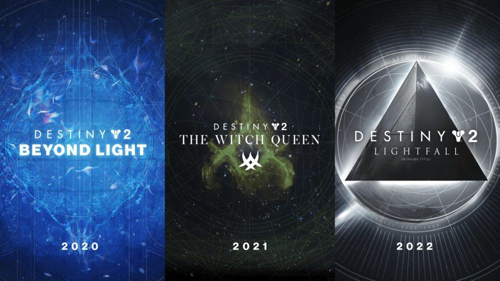 Espansioni dei prossimi anni di Destiny 2