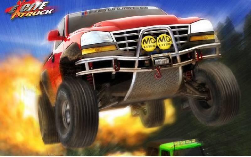 Exite Truck, Nintendo, Wii