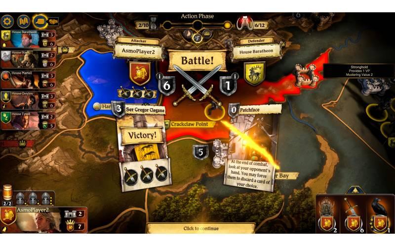 Game of Thrones, Game of Thrones the boardgame, Il trono di Spade, Il trono di spade gioco da tavolo, Fantasy Flight Games, Asmodee