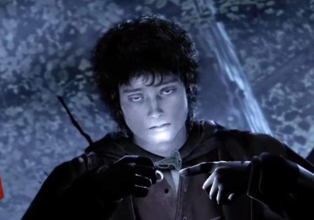 Il Signore degli Anelli, J.R.R. TOkien, Il Signore degli Anelli videogioco, TT GAmes, Frodo