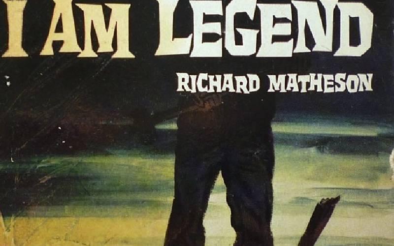 Io sono leggenda, Richard Matheson